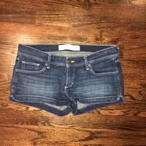 Abercrombie and Fitch denim Jean Shorts